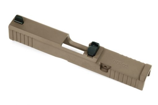 Unity ATOM Slide - Glock 19 - FDE