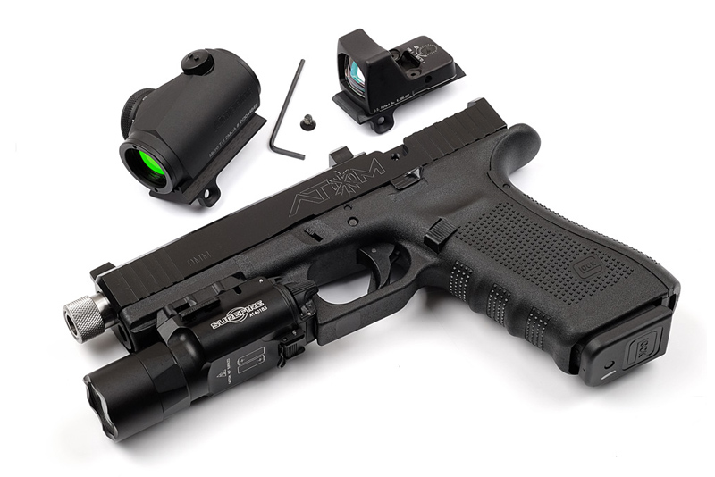 Atom Slide Stripped Unity Tactical