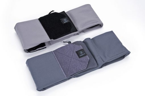 CLUTCH Belt - Gray and Light Gray