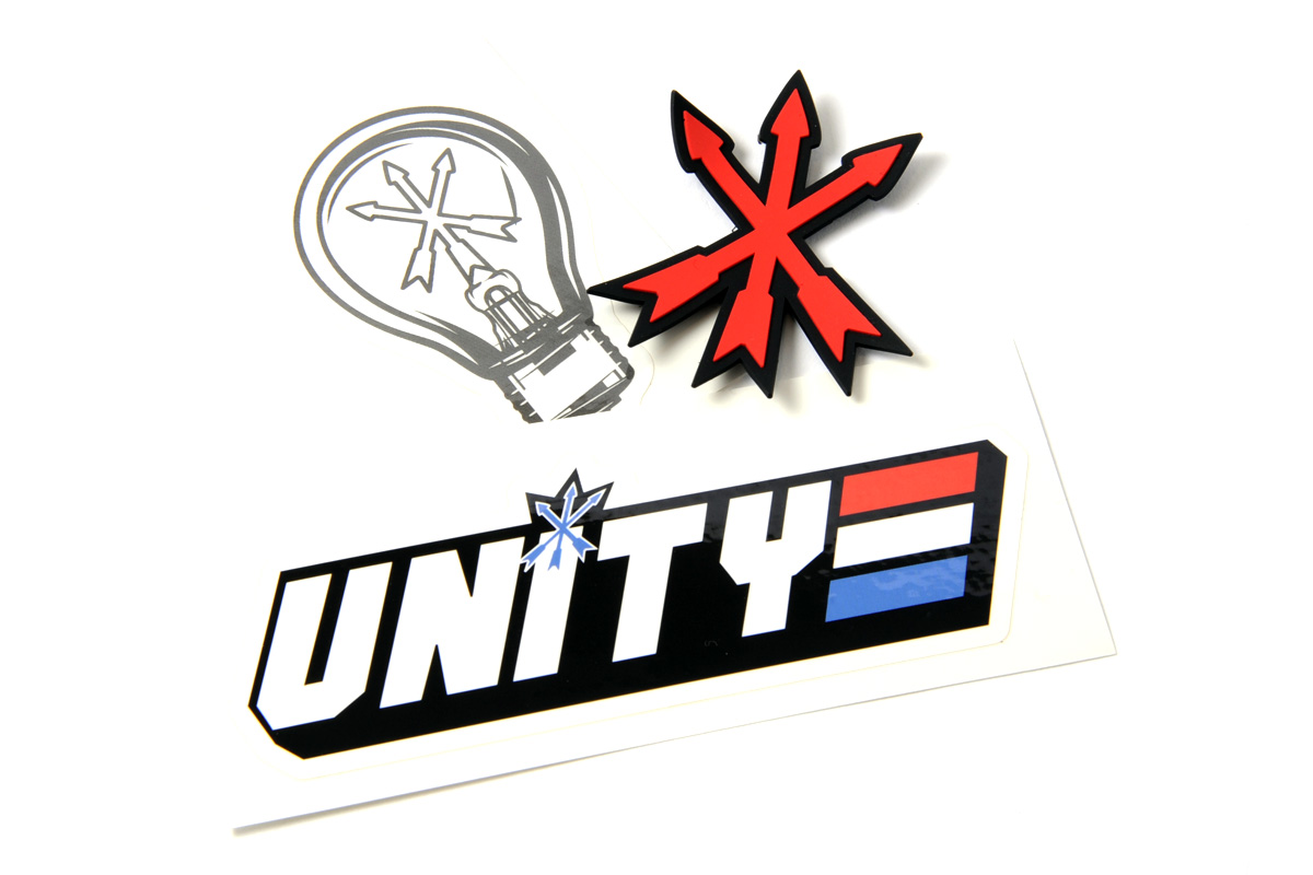 fb71b0ce UNITY Swag Pack - Unity Tactical